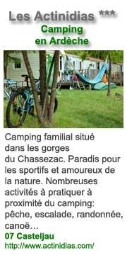 Les Actinidias, Ardèche 07